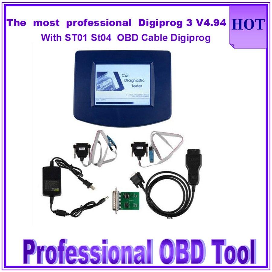 Prix pour Livraison DHL Digiprog iii Digiprog3 OBD avec bon prix digiprog 3 OBD Interface Pour V4.94 Programmeur D'odomètre Avec OBD Digiprog 3