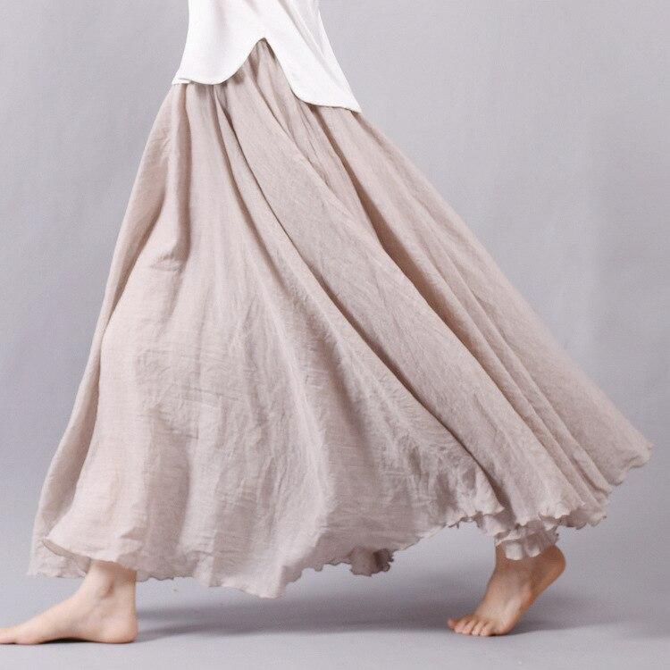 Online Get Cheap Long Skirt Cotton -Aliexpress.com | Alibaba Group