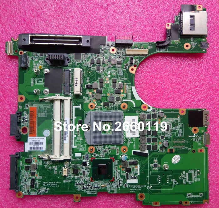 laptop motherboard for HP 6570B 686973-001 DDR3 system mainboard, fully tested