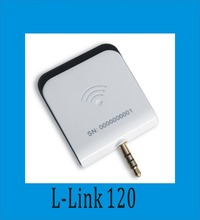 AUDIO JACK UHF RFID PORTABLE READER FOR ANDROID AND IOS