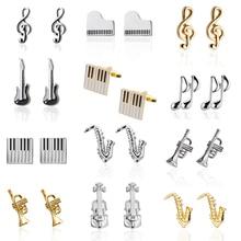 Musician Cufflinks Designs