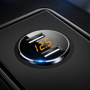 Universal 3.6A Dual USB Car Ch