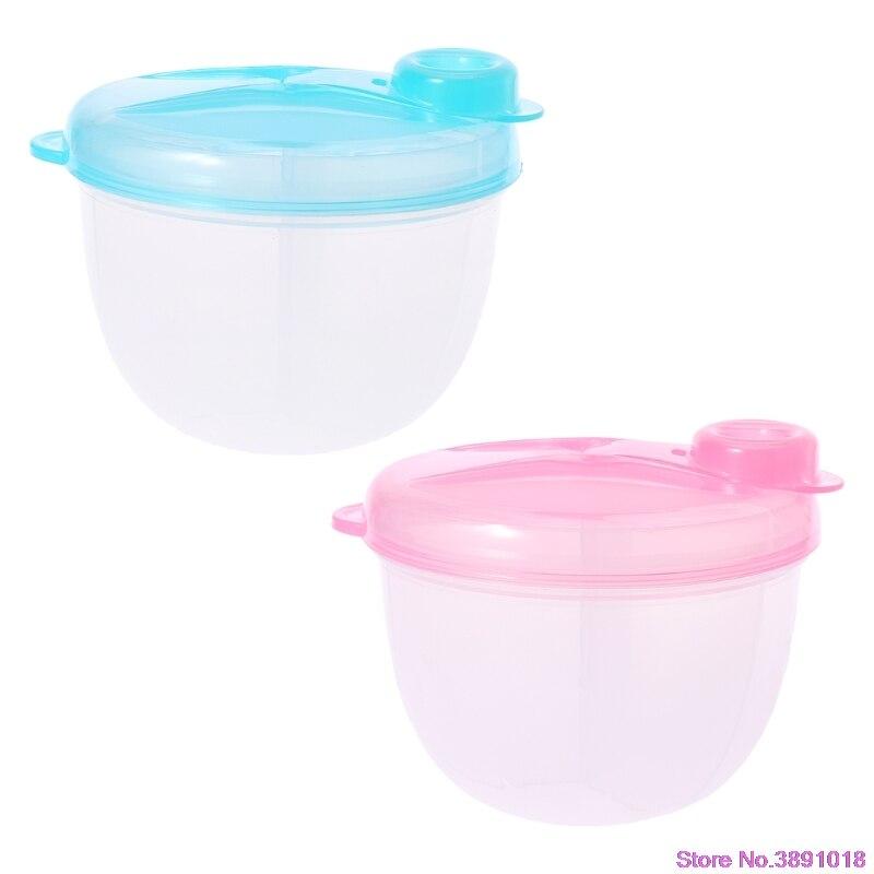 Angemessen Neue Baby Milch Pulver Container Tragbare Formel Lebensmittel Lagerung Spender 3 Zelle Flasche VerrüCkter Preis Aufbewahrung Von Säuglingsmilchmischungen Mutter & Kinder