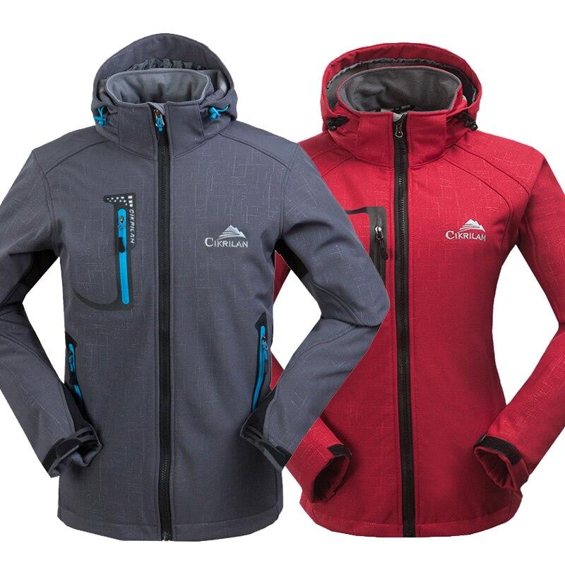 Nuovo Uomo Donna Sportwear Pesca Sci Camping Cappotto Softshell Jacket Outdoor Uomo Donna Giacca Arrampicata Escursionismo Giacche Cappotti