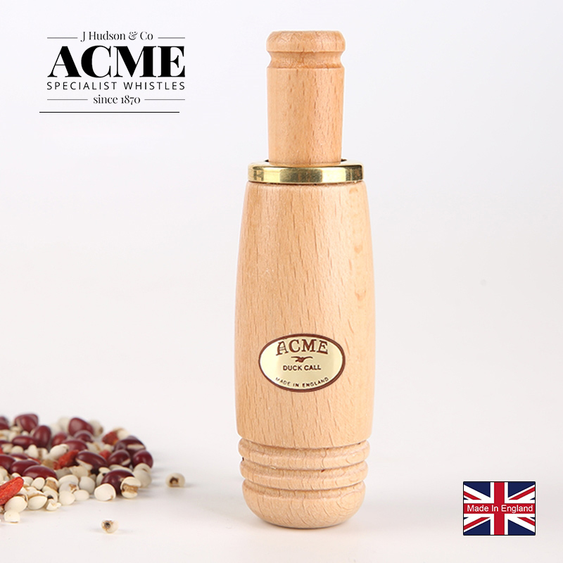 ACME 570 wooden hunting whistle imitating wild duck sound whistle training wild duck whistleACME 570 wooden hunting whistle imitating wild duck sound whistle training wild duck whistle