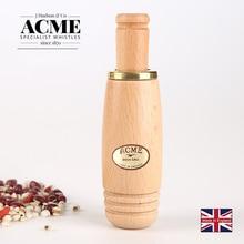 цена ACME 570 wooden hunting whistle imitating wild duck sound whistle training wild duck whistle в интернет-магазинах