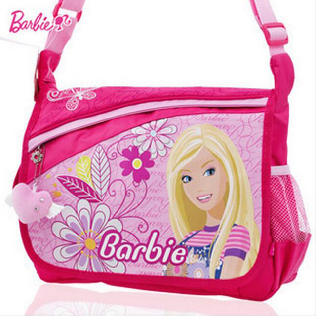 Genuine Barbie New Style Children School Bags For S Randoseru Backpack Kids Book Handbag Casual