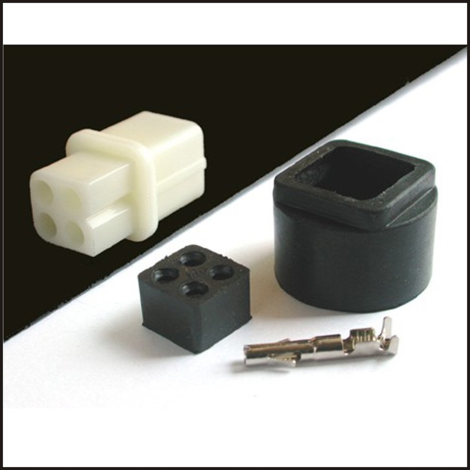 Wire Connector Female Cable Male Terminal Terminals 4 Fuse Box Pin Plugs Sockets Seal Dj3041 236 21