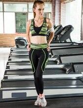 Hot Sale Women's Yoga Sets Fitness Sportswear Suits Yoga Shirts Running Gym Yoga Sports Bra Top + Elastic Slim Pants 2pcs/1set