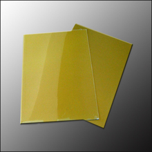 hot stamping polymer plate A4 size 5 pieces