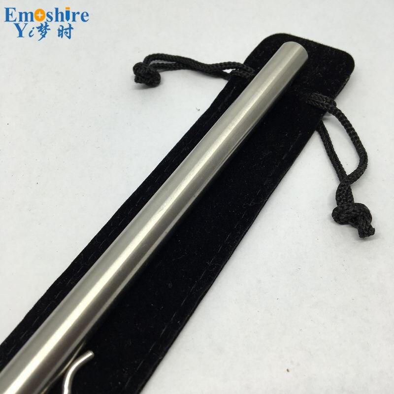 Emoshire Pencil Brush Pen with the Department of stainless steel pen pen pen handmade metal pen water pen (9)