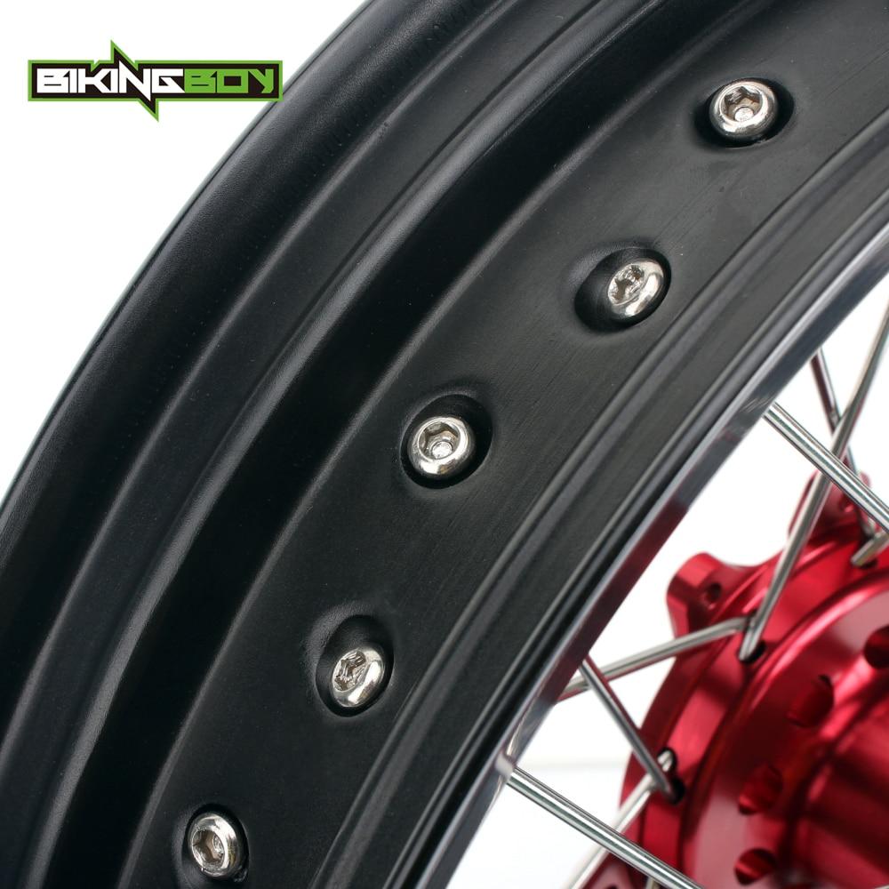 para CR 125 CR250 02 03 04 05 06 07 CRF 250 450 R X 12 2013 2014 - Accesorios y repuestos para motocicletas - foto 5