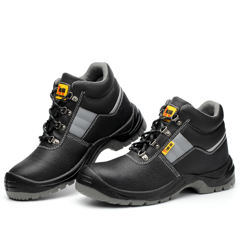 Men's Shoes Xek Men Work Breathable Steel Toe Caps Anti-smashing Stab Safety Shoes Work Shoes Men Summer Labor Insurance Shoes Wyq30 Latest Technology Men's Boots