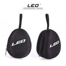 цены LEO Fishing Reel Protective Reel Holder Bag Case Cover for Baitcasting / Drum / Spinning / Raft Reel Fishing Storage Bag Pouch