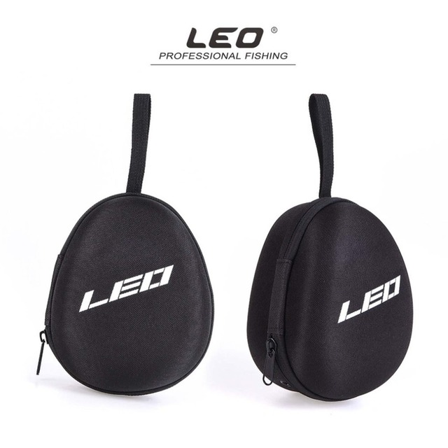 LEO Fishing Reel Protective Reel Holder Bag Case Cover for Baitcasting / Drum / Spinning / Raft Reel Fishing Storage Bag Pouch