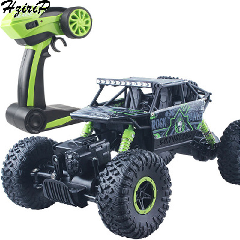 HziriP 2018 New Toys Children Electric Four-wheel Drive Off-road Climbing Car Charging Remote Control Model Toy Car For Kids super climbing remote control car model off road vehicle toy four wheel drive