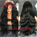 Brazilian Virgin Hair Full Lace Human Hair Wigs For Black Women Lace Front Wigs Glueless Full Lace Wig