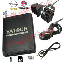 USB SD AUX адаптер Yatour для Opel Astra H J Corsa zafira vectra с OEM от CD30 MP3 Grunding/VDO/Blaupunkt радио CD зарядное устройство