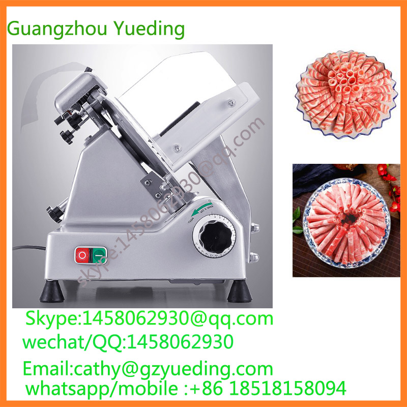 new design meat dicer / meat cutter / meat slicer Automatic Professional Frozen Household Electric Meat Slicer