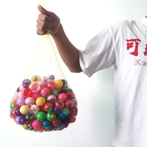 Image 2 - 10 sztuka/paczka przeźroczyste tworzywo sztuczne niespodzianka piłka kapsułki zabawka z wewnątrz inna figurka zabawka automat sprzedający w Shilly jaj kulki