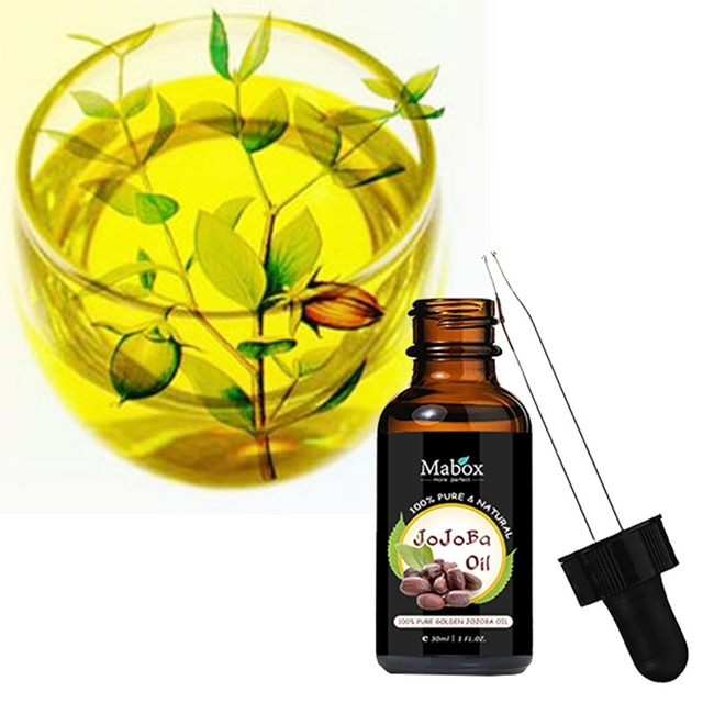 Cuidado de la piel Natural nutritivo orgánico prensado en frío aceite de jojoba esencia Jojoba base cuidado aceite esencial DW67