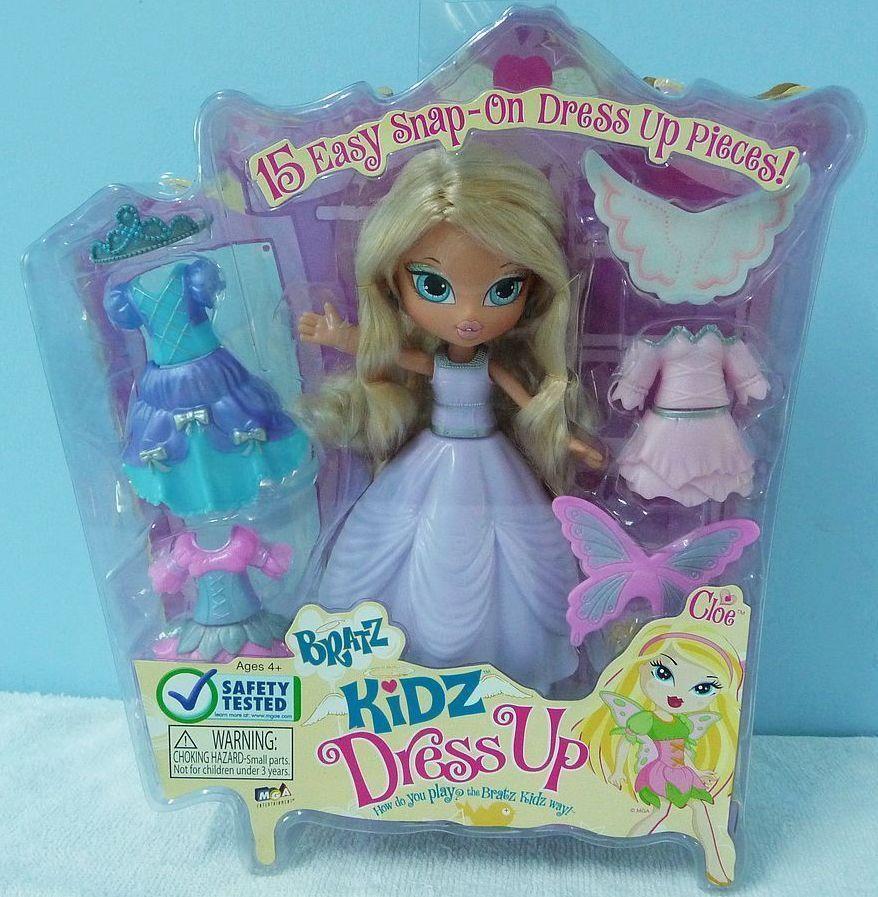 Bratz Dress Up Girl Doll Bates Fairy Princess Dress Series Set Cloe Free Shipping Dress Face Dress Strapdress Up Shoes Girls Aliexpress