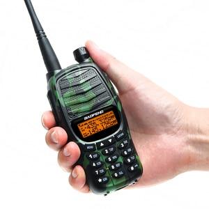 Image 2 - Baofeng UV X9 Plus Tactische Radio CS Tri Power 10 W/4 W/1 W Krachtige 2 PTT VHF UHF Dual Band 10 KM Lange Afstand Radio Walkie Talkie
