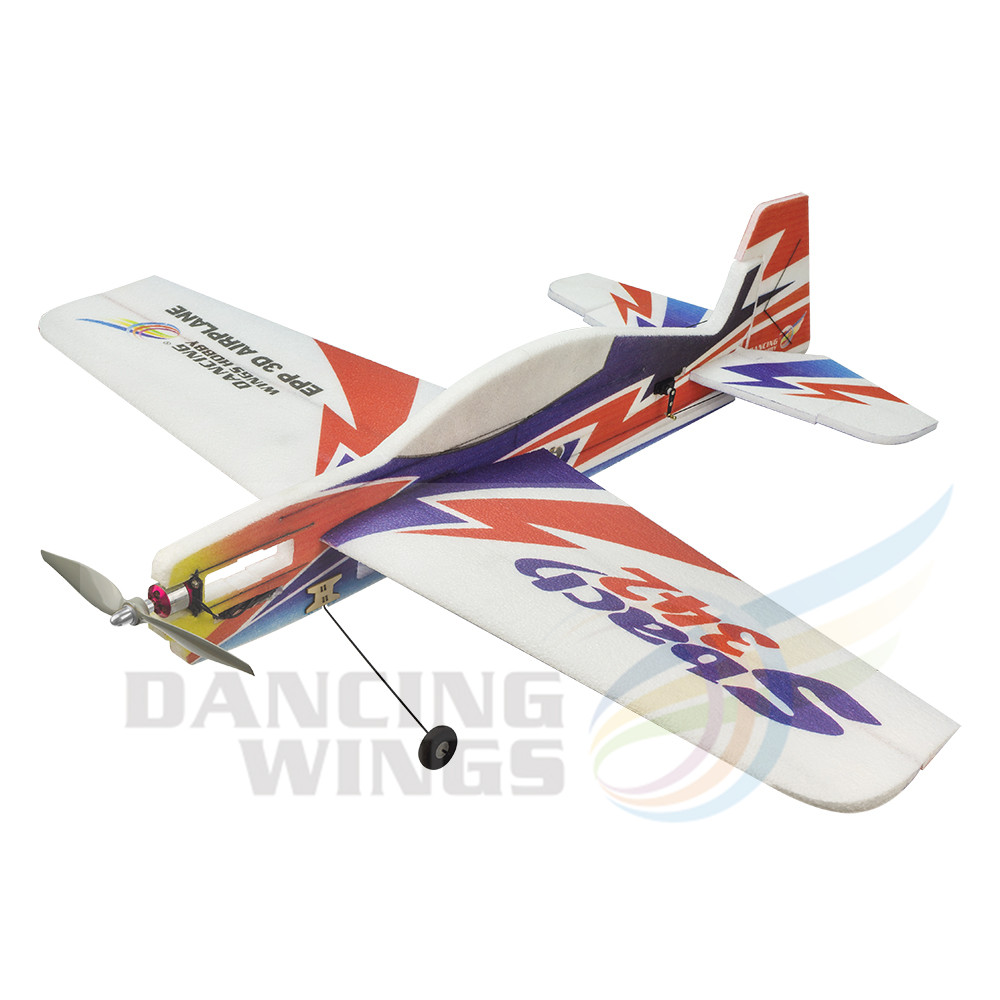 2019 New Dancing Wings Hobby EPP Foam RC Airplane Sbach342 Toy Planes Wingspan 1000mm Plane 3D Aerobatic Flying Model Airplane image