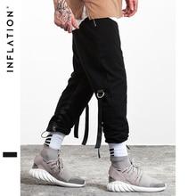 INFLATION 2017 Herbst Männer Fashion Jogger Jogginghose Harem Jogger Lässig Jogger Tanz Sportwear Baggy Harem Schritt Männer Hosen