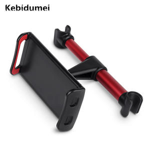 Kebidumei Universal Holder 360 Degree Rotation Adjustable Back Seat Stand Car Rear