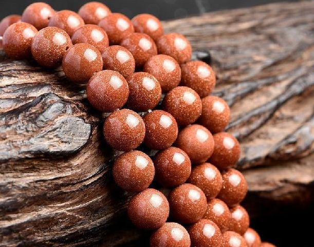 6A Need gold sand beads semi-finished productss