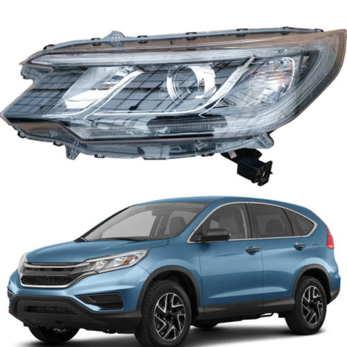 Summit Headlight Lamp Assembly Set  For Honda CR-V 2015-2016 right combination headlight assembly for lifan s4121200