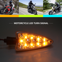 Motorcycle Turn Signals Flashing Led for BMW S1000RR 2010 2014 C600 Sport G650GS Sertao 2012 2014 Blinkers Indicators Seta Moto