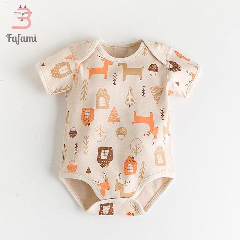 Cows Head Baby Boys Or Girls 100/% Organic Cotton Romper Bodysuit Tops 0-2T
