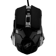 Wired Gaming Mouse 6 Buttons Optical Professional Mouse Gamer Computer Mice For Laptops Desktops With Backlight