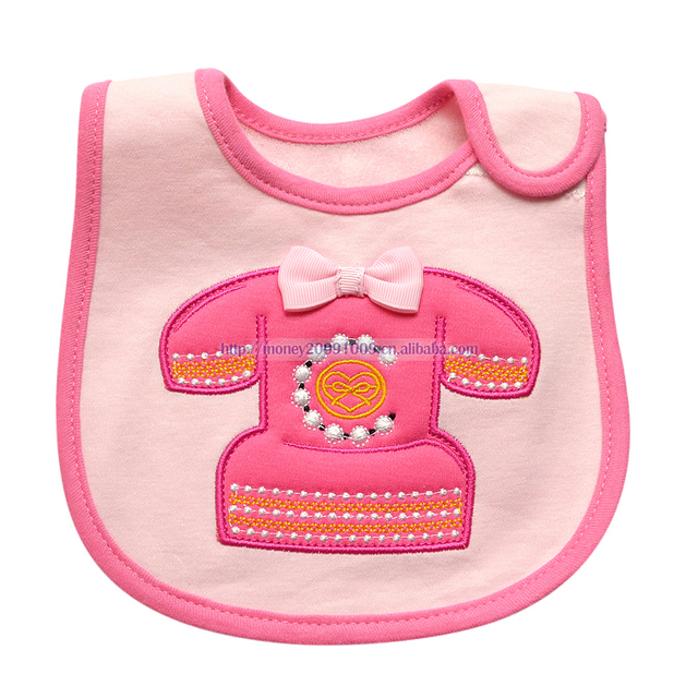 Carter's baby bibs baby small clothes bib 100% cotton high quality Infant saliva towels Baby Waterproof bib