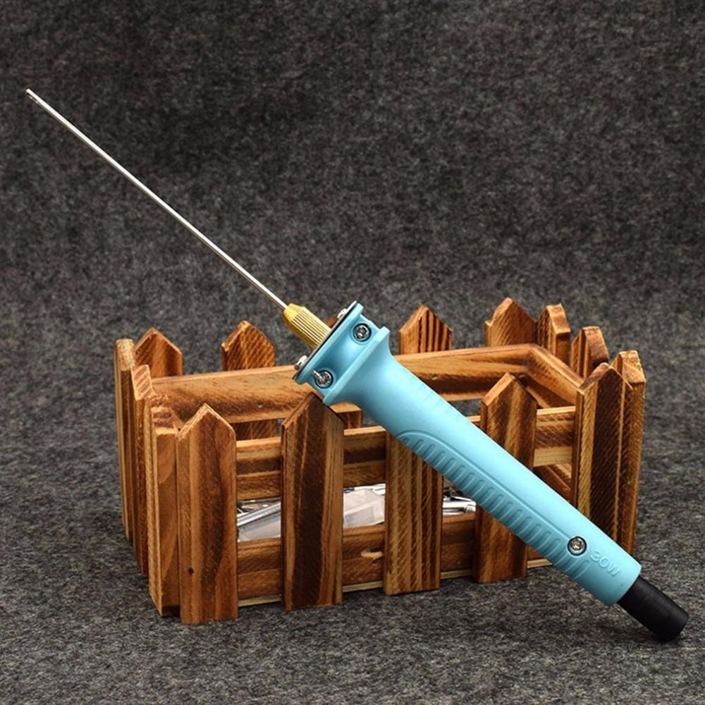 Professionelle Schaum Cutter 15W 10CM Elektrische Schaum Polystyrol Schneiden Maschine Stift Tragbare Styropor Schneiden Werkzeuge