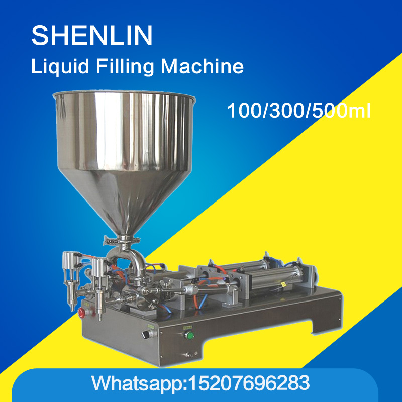 Body lotion filling machine automatic bottle packing filler for pharmaceutical chemicals cosmetic beverage food tools 300ml