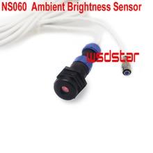 NS060 Ambient ความสว่างเซ็นเซอร์ที่เชื่อมต่อกับส่งการ์ดทำงานร่วมกับ MFN300 MSD300 MSD600 MCTRL300 MCTRL600 ขายร้อน