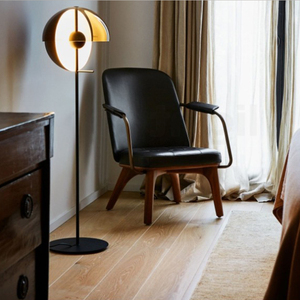 Image 2 - LED חדר קומת מנורות סלון עומד תאורת נורדי הפוסטמודרנית רצפת אורות בית דקו גופי