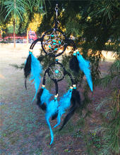 Новый Модный Оригинальный полноцветный Ловец снов кулоны в индийском