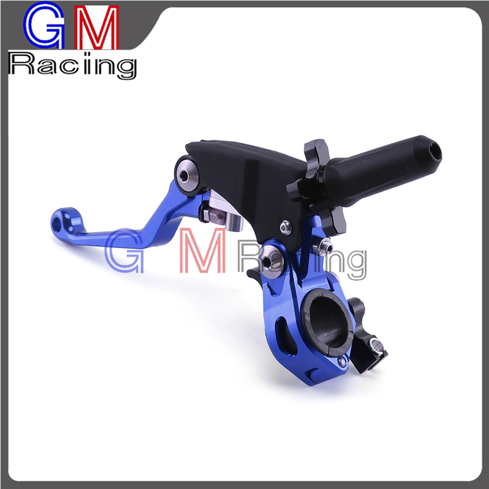 3 Directions Foldable Adjustable Easy laborsaving Clutch Lever For YAMAHA YZ125 YZ250FX YZ426F YZ450F WR250F WR450F