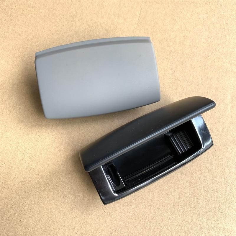 1 pièces pour Audi A4 B6 B7 2002 2003 2004 2005 2006 2007 intérieur sous accoudoir boîte arrière cendrier avec couvercle 8E0 2008 857 M