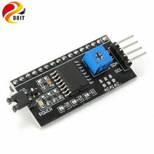 DOIT 86014 1602 2004 LCD Adapter Plate IIC I2C Interface i2c lcd Adapter for Arduino