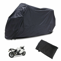 Universal Motorcycle Cover Scooter Motor Cruiser Outdoor UV Protector Waterproof Motorcycle Cover