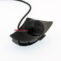 CCD Front View Camera for Toyota corolla RAV4 logo Camera with High Definition Night Vision Waterproof Without Parking line