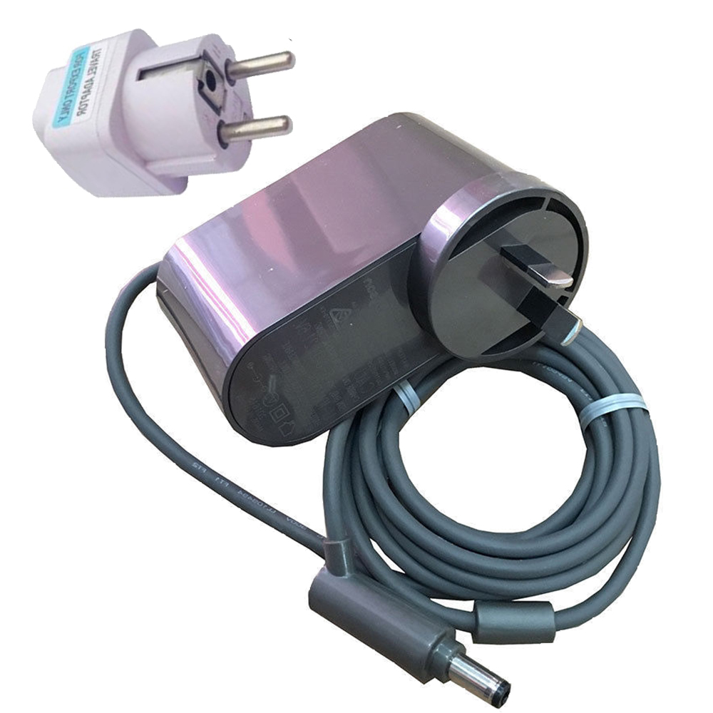 Original AC power charger adapter for dyson DC58 DC59 V6 DC61 DC62 DC74 SV09 V6ABS V7 V8 vacuum cleaner parts accessories