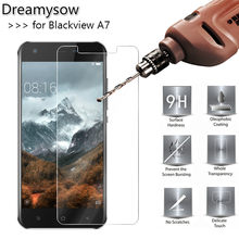 2.5D 9H Tempered Glass For Blackview MAX 1 A30 A7 A8 A20 BV7000 BV9000 BV9500 Pro R6 P2 lite Screen Protector protective film(China)
