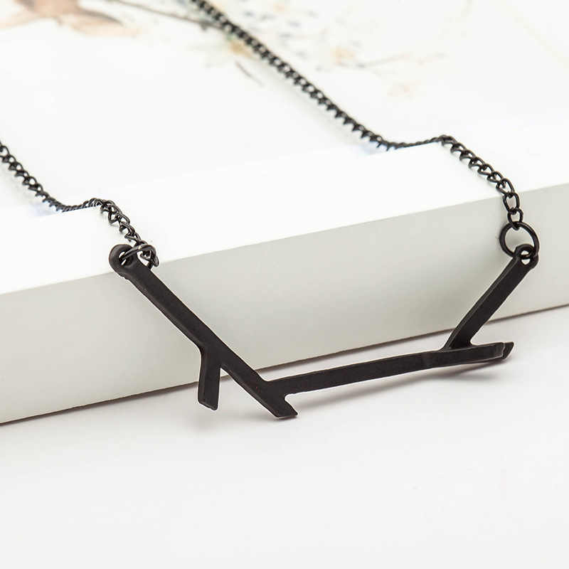 Tree Branches Pendant Necklaces Women Gold Sliver Black Plated Clavicle Link Chain Statement Charm Choker Fashion Jewelry