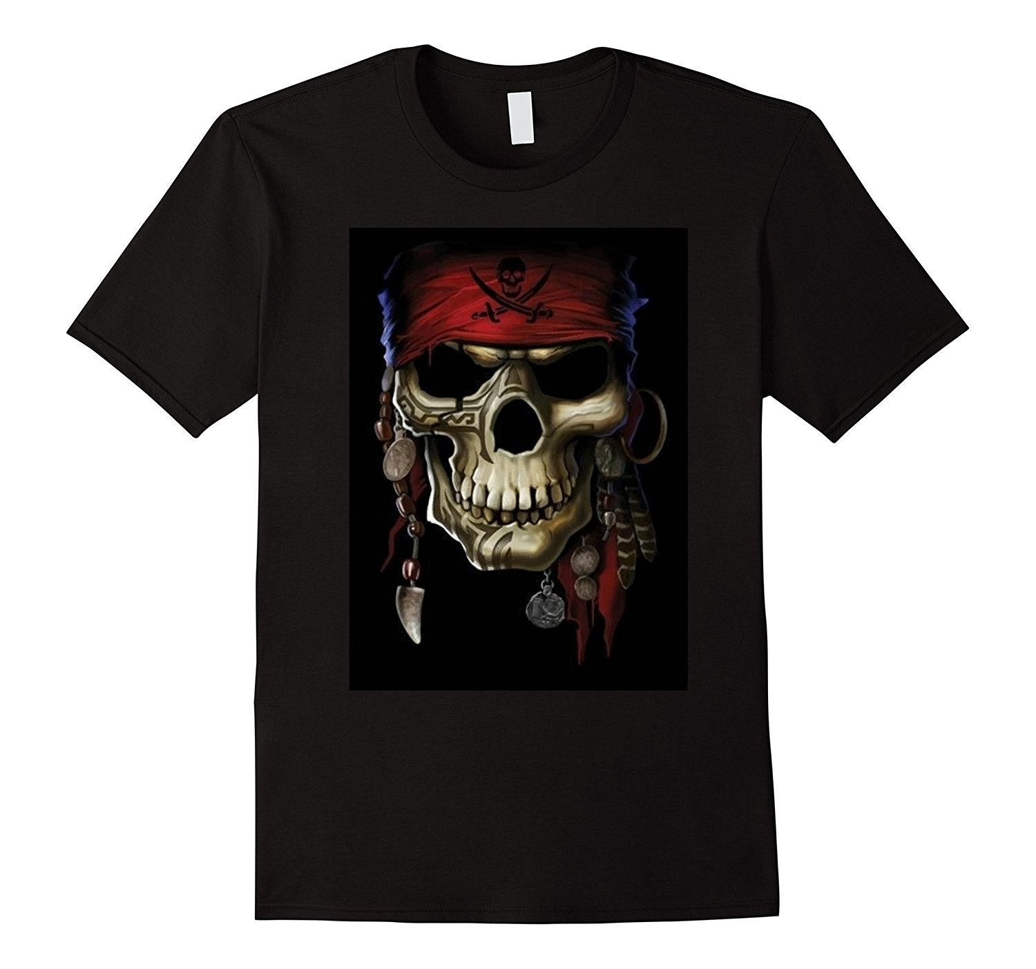 Talk Like A Pirate Day T Shirt for Men Women Top Quality Cotton Casual Men T Shirts Men  ...